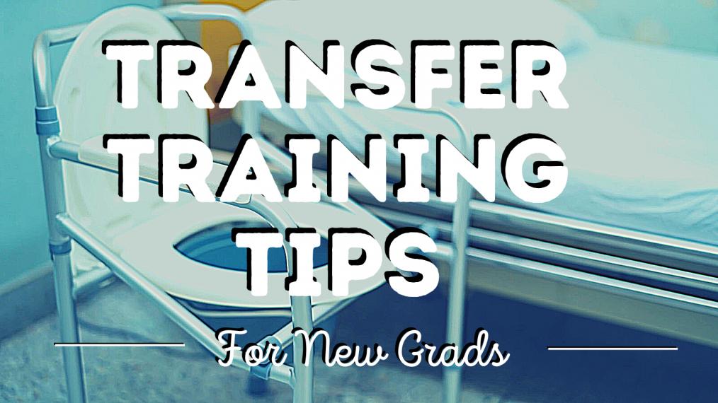 transfer training tips main