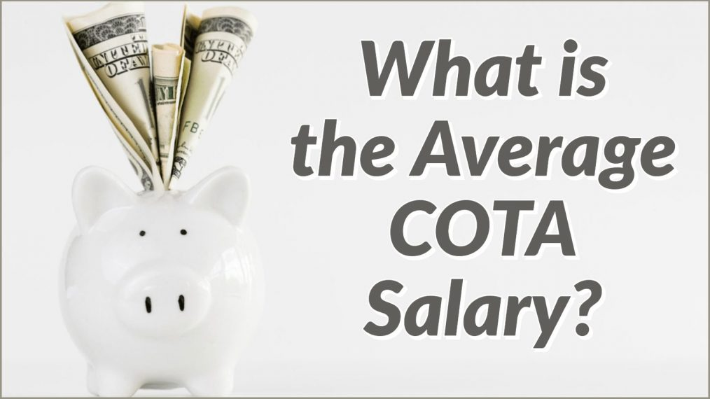 average COTA salary