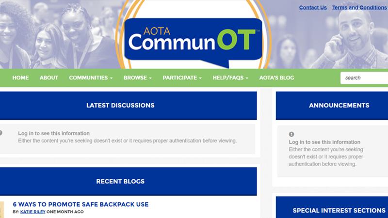 aota-communot-forum