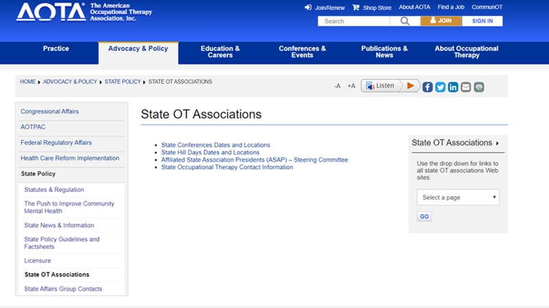 aota-state-associations