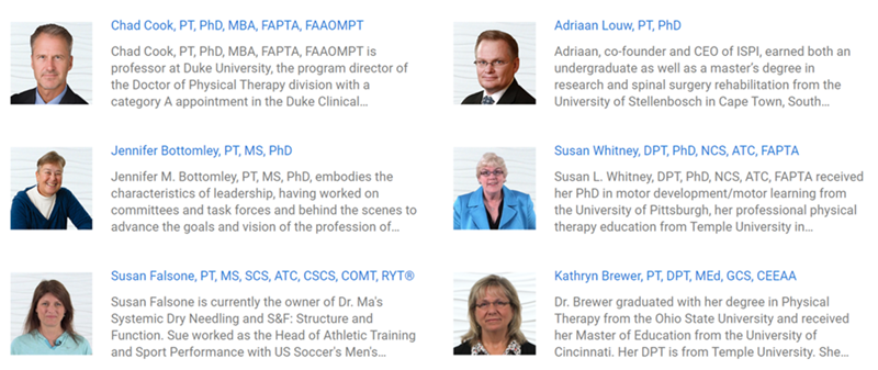 physical therapist instructors3