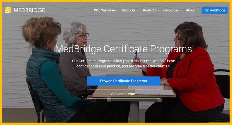 medbridge certificate programs3