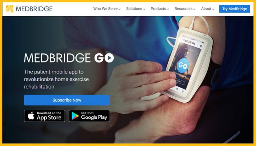 medbridge go app2