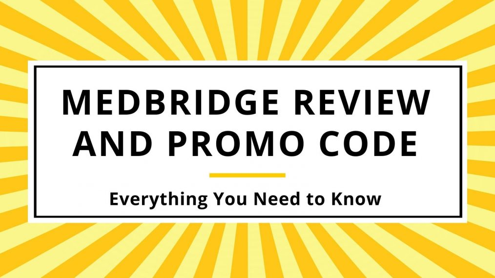 medbridge review and promo code