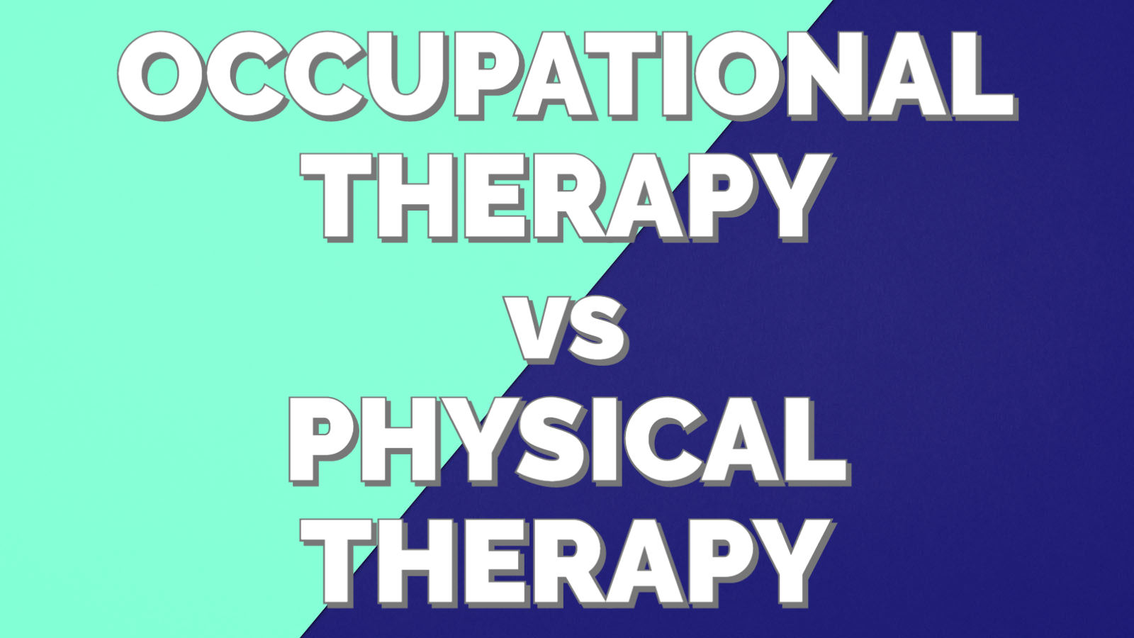 Occupational Therapy Vs Physical Therapy Which Career Should You Choose Myotspot Com