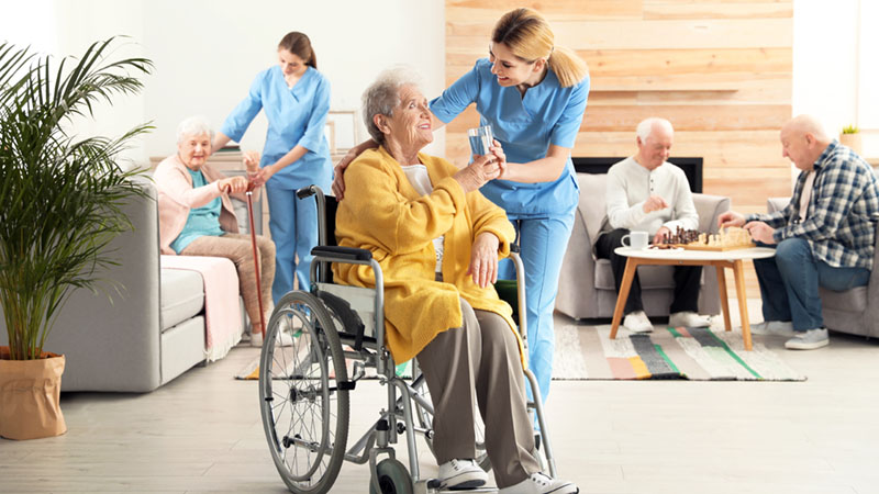 ot in skilled nursing facilities