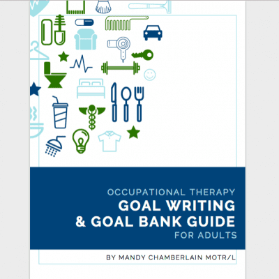 goal writing goal bank 1