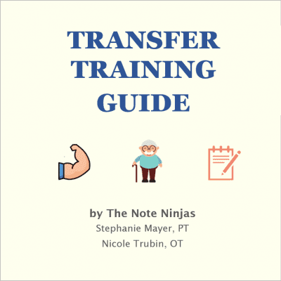 transfer training guide