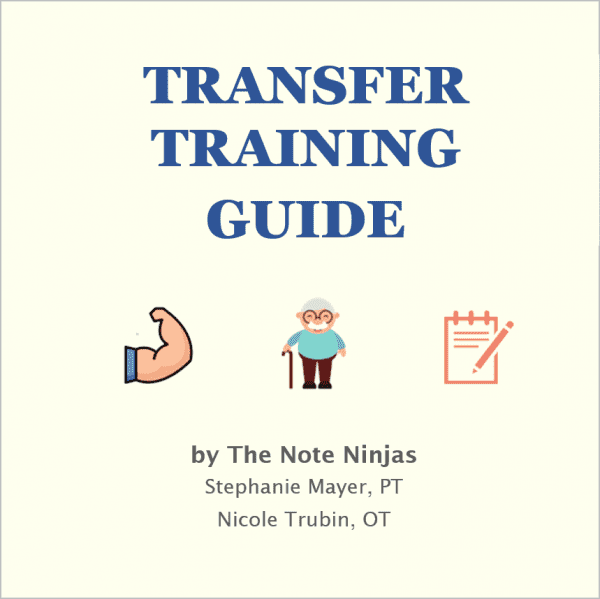 transfer training guide
