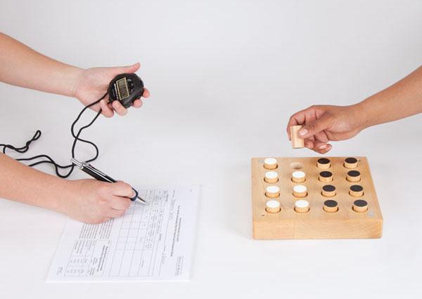 functional dexterity test