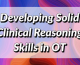 clinical reasoning occupational therapy2
